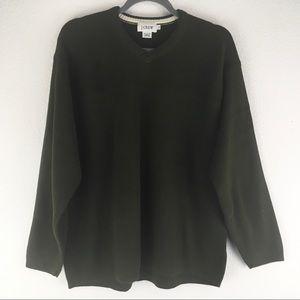 J.Crew Vintage Warm Cotton Sweater